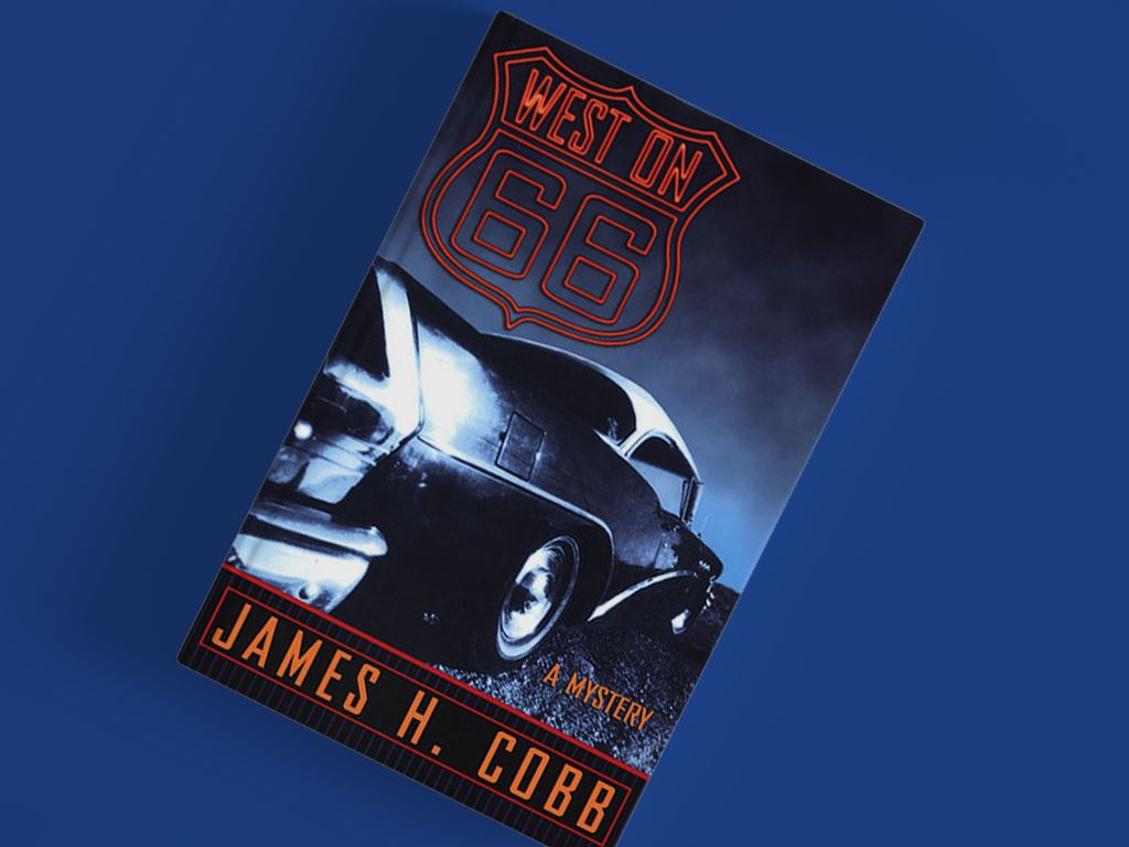 West on 66 by James H. Cobb