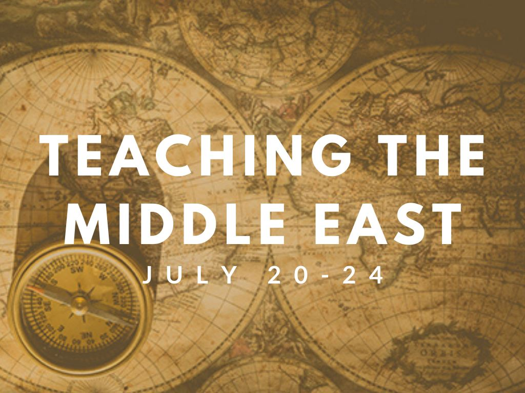 Teaching the Middle East