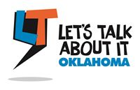 Let's Talk About It, Oklahoma Program Logo